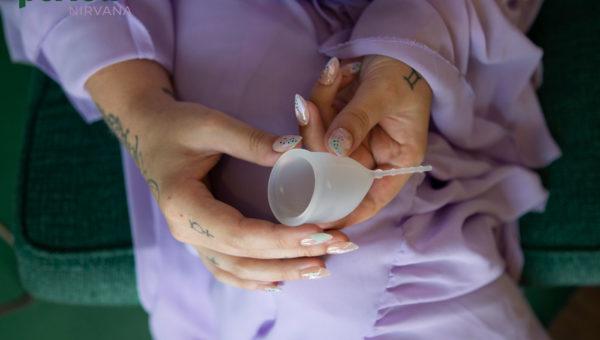 KIND Cup menstrual cup