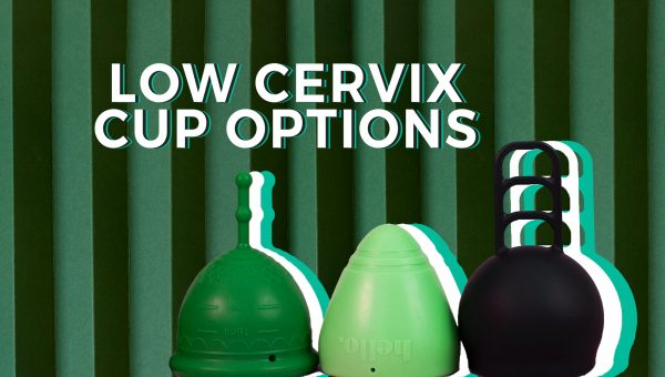 best low cervix menstrual cups