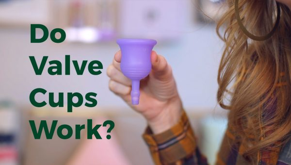 valve menstrual cup review