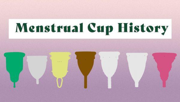 menstrual cup history
