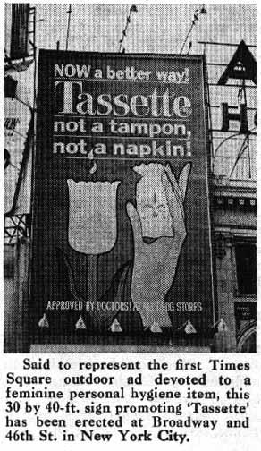 tassette advertisement