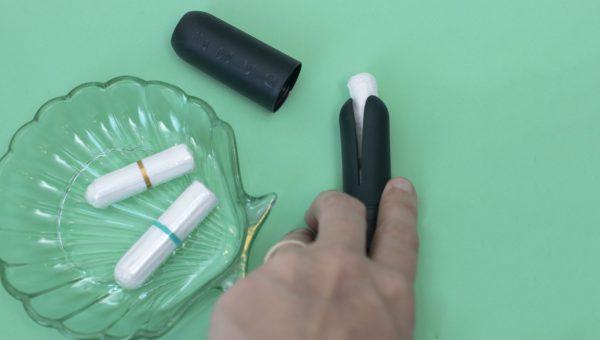 how to use DAME reusable tampon applicator
